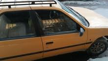 سيارة بيجو روى 2009للبيع او مراوس