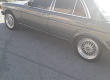 Automatic Mercedes Benz E 200 1982