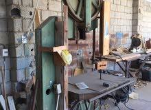 معدات ورشة نجارة