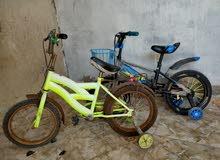 دراجه هوائيه عدد اثنان