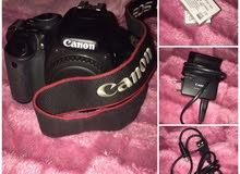 للبيع كاميرا  كانون 600  d