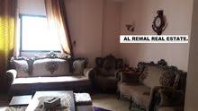 للايجار شقة مفروشة 160 متر غرب غزة