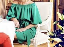 فستان من افخم الفساتين ماركه فيمي ناين