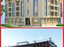 شقق للبيع ببناية لؤلؤة مرباط بمنطقة زهير للسكن والاستثمار