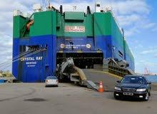 #خدمة ندورلك في ميناء مصراتة وأكبر الحضائر للسيارات في المدينة