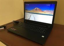 LENOVO IDEPAD 310 CORE I7 جيل سابع 7500U رمات 8 جيجا DDR4 +NVIDIA 920M