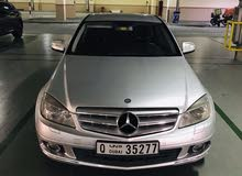 Agency Maintained Mercedes C350 GCC Specs.