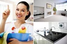 لدينا خدامات وشغالات وهاوس كيبنج وجليسات أطفال وعاملات نظافة منزلية ورعاية مسنين من الجنسيات