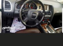 Used Audi Q7 in Abu Dhabi