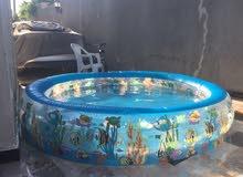 حوض سباحة اطفال
