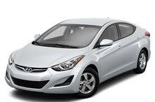 Hyundai Elantra in Hun