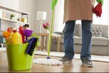 متوفر عاملات تنظيف بأقل الاسعار خصم 50٪