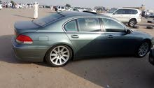For sale 2002 Grey 745