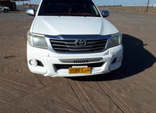 km mileage Toyota Hilux for sale