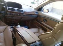 BMW 745 car for sale 2005 in Tripoli city
