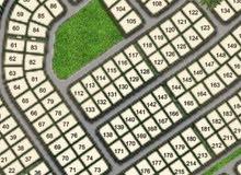 قطعة ارض بالحي الثاني j ببيت الوطن تجمع قريبة من الفيزون والخدمات