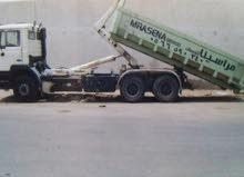 حاويات نقل مخلفات وانقاض