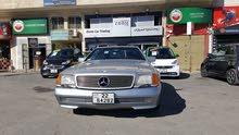 Mercedes SL500 1992