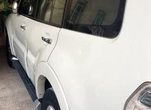 Automatic White Mitsubishi 2010 for sale