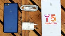 for sale huawei y5 ( new- only used 2 days )