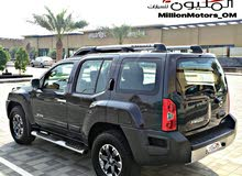 Black Nissan Xterra 2015 for sale