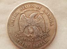 عملة أميركية 1875 نادرة جدا