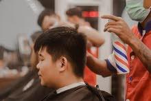 Filipino barber