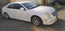 Used condition Cadillac STS 2006 with +200,000 km mileage