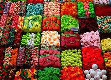 مطلوب ممول سعودي للشراكة في مشروع حلويات
