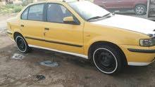 For sale Iran Khodro Samand car in Baghdad