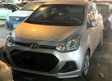 للبيع سيارة هيونداي i10 سيدان 2016