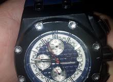 ساعة ايدمارس بيغه مستعمل بحالة ممتازه سويسري اصلي