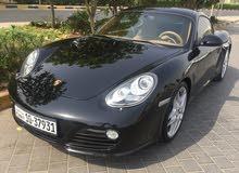 للبيع Porsche Cayman S موديل 2011 ماشي 86 ألف وارد الوكالة