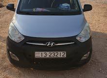 Hyundai i10 car for sale 2011 in Madaba city