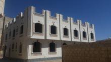 عماره سكنيه ثلاثه شوارع حجر ابيض في صنعاء بيت بوس تتكون من خمس شقق