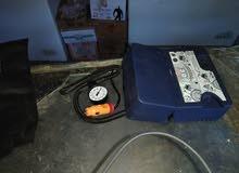 جهاز تعبية اطارات السياره مفيد للسياره في حالات الطورائ