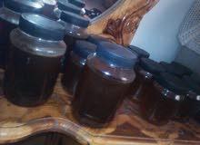 عرض خاص لجميع أنواع العسل البلدي.