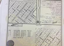 للبيع ارض سكني في ولايه منح حي الشروق