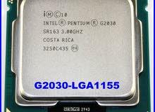 معالج pentium g2030 3.1