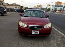Hyundai Elantra 2009 For sale - Red color
