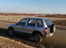 Manual Silver Kia 2001 for sale
