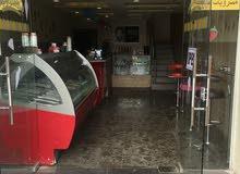 محل للبيع بالقرب من جامعة عمان الاهلية