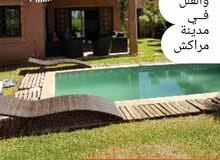 إيجار أرقى الشقق والفلل والقصور في مدينة مراكش