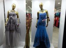 فستان خطبة صناعة تركية درجة اولى