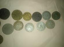 عملات نقدية مغرببة قديمة