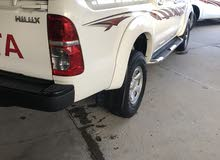 Manual White Toyota 2014 for sale