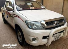 Gasoline Fuel/Power   Toyota Hilux 2010