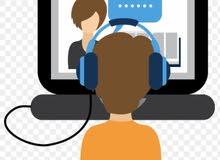 دورة لغة إنجليزية اون لاين online خصوصي للموظفين والطلاب وربّات البيوت بسعر مغري