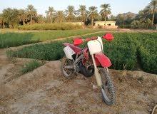 للبيع دراجة Honda CR 250