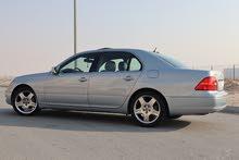Lexus LS 2002 - Dubai